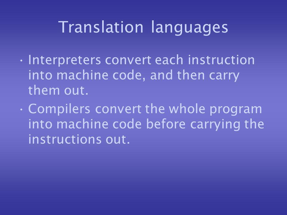 language converter machine