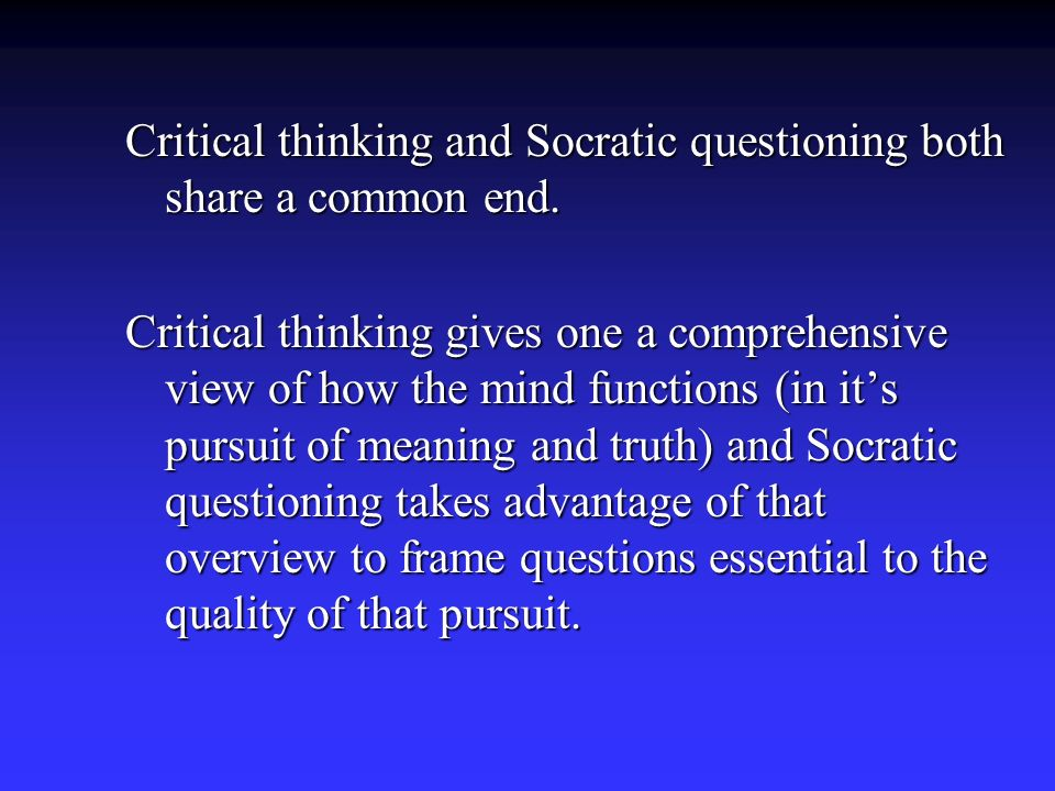 Differences Between Analytical & Critical Thinking