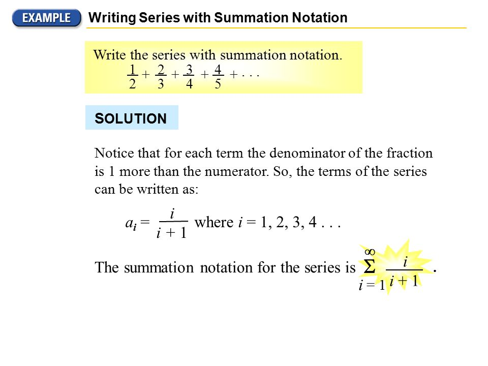 Writing series summation notation - Malayalam movie charlie video