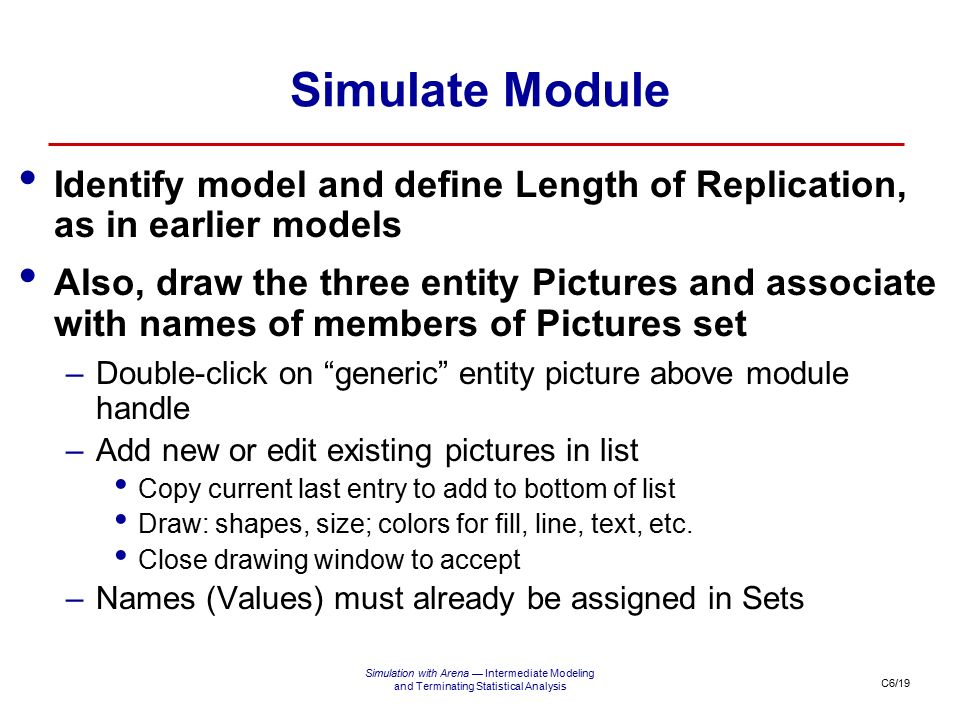 simulation modeling and arena pdf