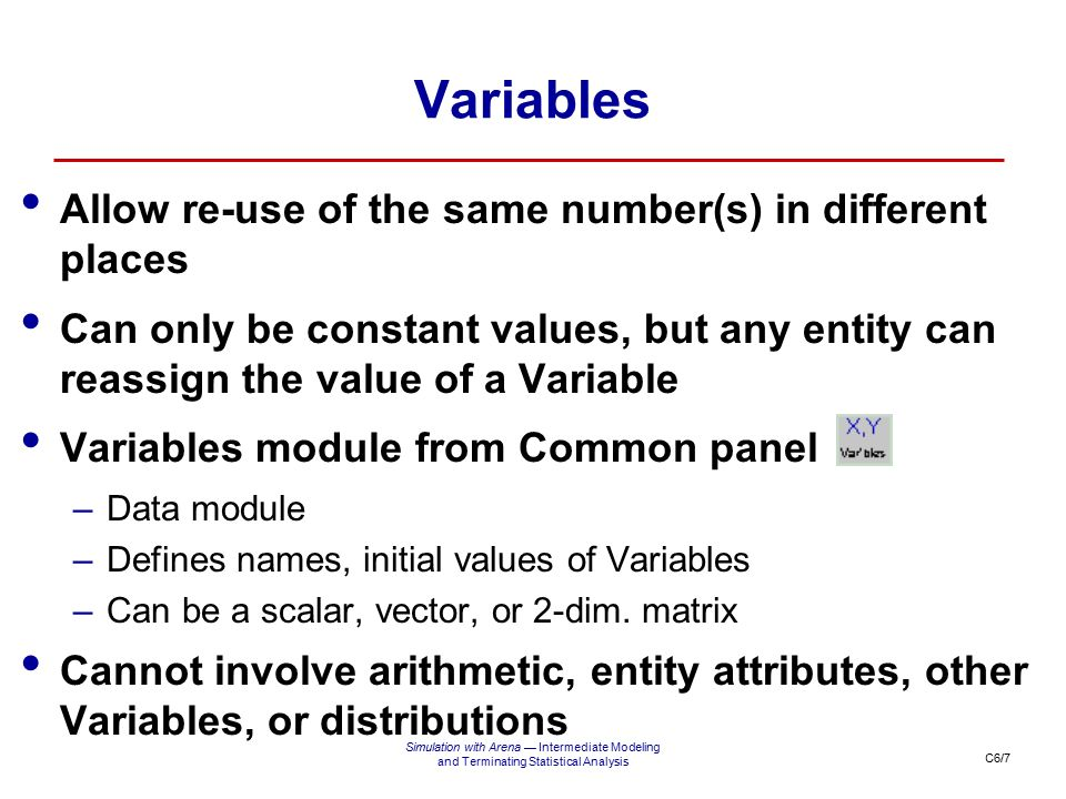 an analysis of variables in names Spss basic skills tutorial: data entry when we are creating a new data set, it is typical to start by definining the names and other properties of the variables first and then entering the specific values into each variable for each independent source of data.