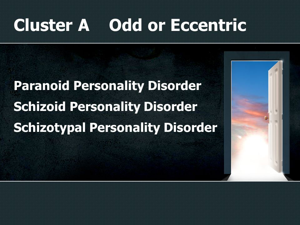 types of personality disorder Borderline personality disorder synonyms: emotionally unstable personality disorder – impulsive or borderline type emotional intensity disorder neurotic psychopathy.