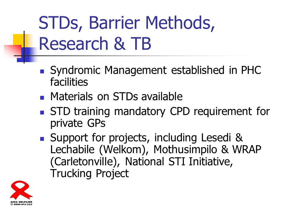 Std research