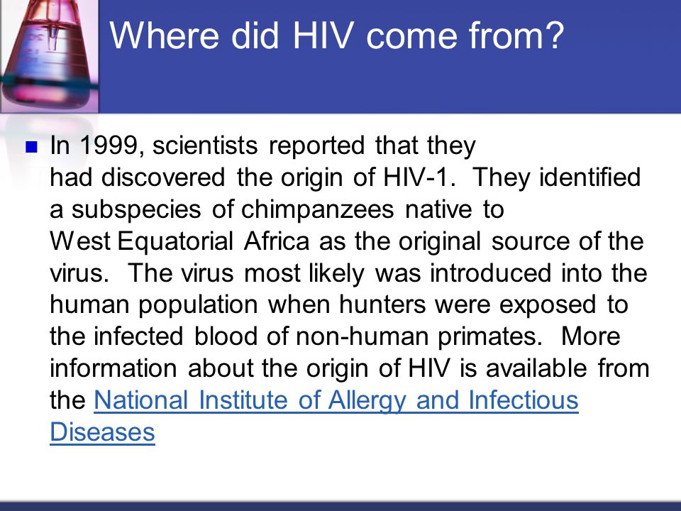 the discovery and history of aids Hiv timeline/history 2018 - present to view the most up-to-date information on hiv/aids approvals, visit what's new at fda in hiv/aids.