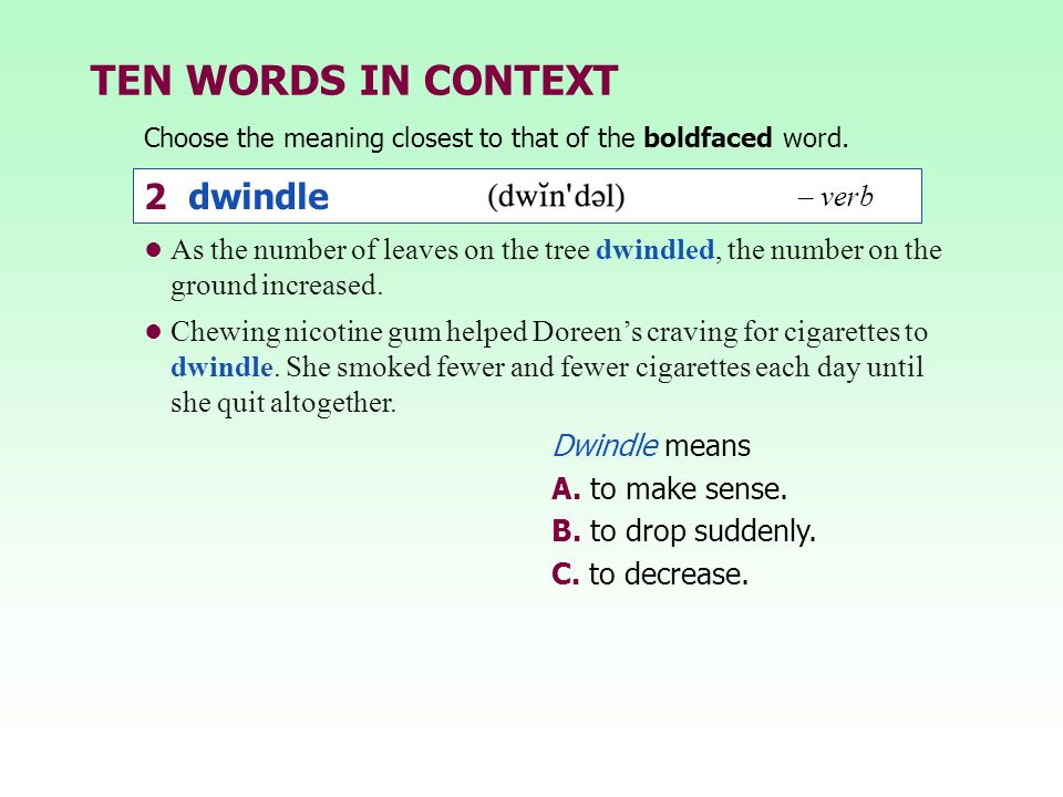 Unit five chapter 29 avid mediate dwindle muted for What does the word soil mean