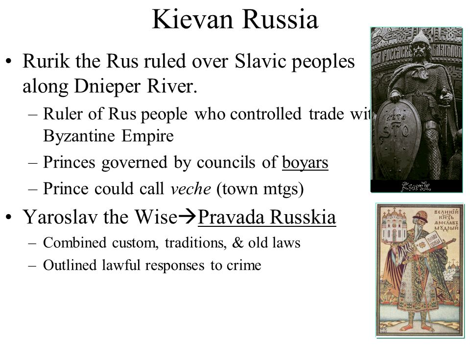 Byzantine influence on kievan rus essay