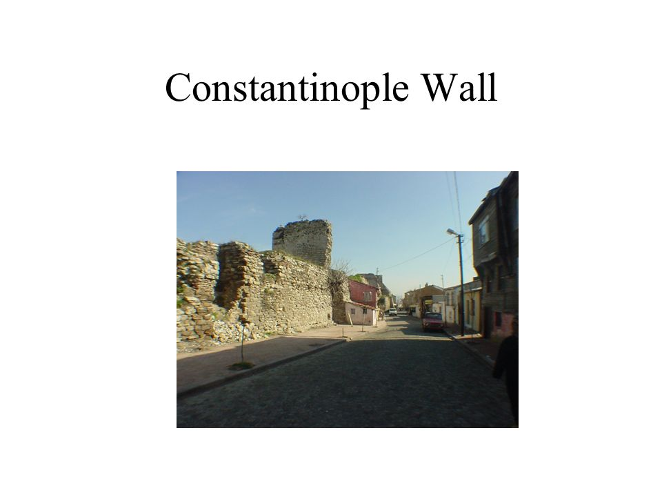 Constantinople Wall