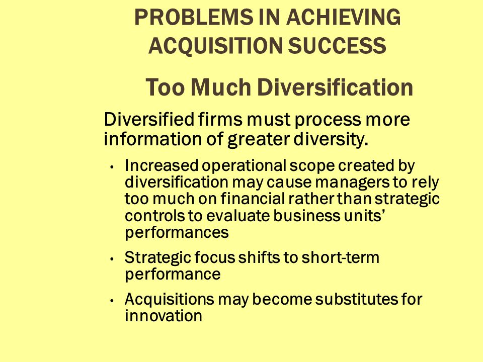 related diversification is a more successful Horizontal diversification – moving into more than one industry the new business usually somehow relates to the existing one, although a few conglomerates instead pursue a strategy of unrelated diversification.