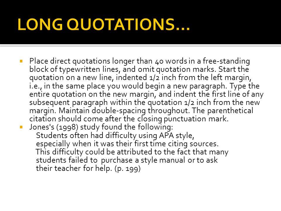 apa  mla citation styles