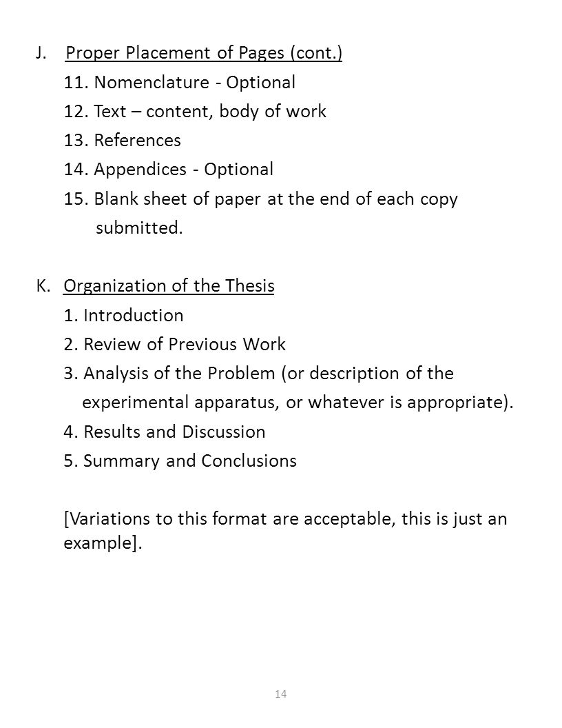 proper thesis placement Online education argument essay master thesis product placement choi enterprises homework help what is the difference between a thesis and a dissertation.