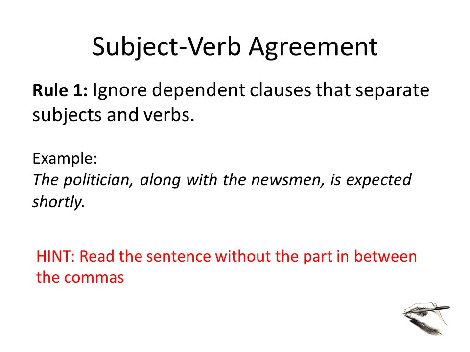 Subject verb agreement ppt video online download subject verb agreement platinumwayz