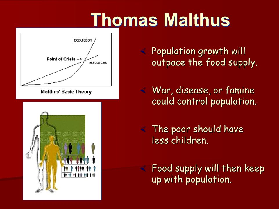 population growth and food supply Arguments - impact: population growth: population growth is a major driving force of food demand however, it is not possible to estimate china's future food demand simply by multiplying today's per capita consumption by the projected number of people.