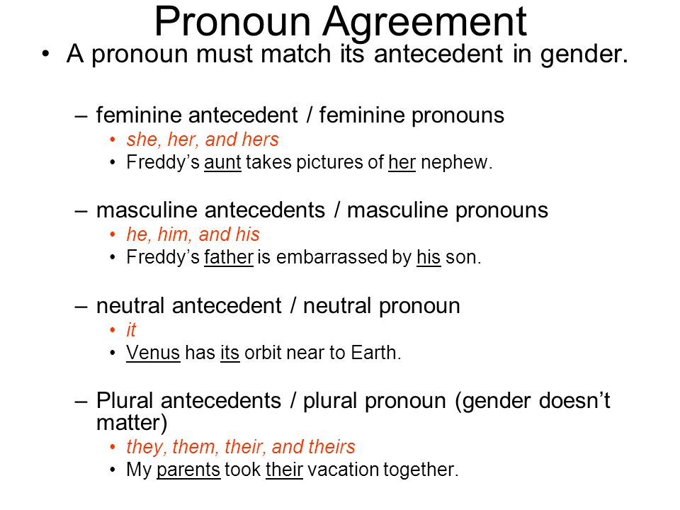 Pronoun Quiz Today Bellwork 5 16 12 Ppt Video Online