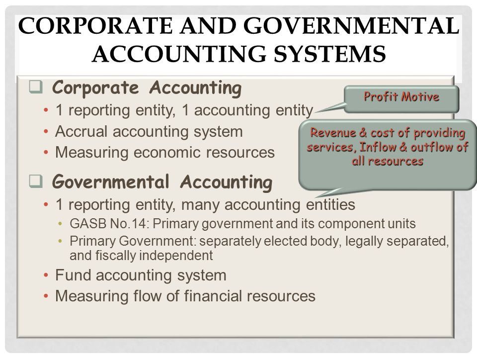 new and old government accounting system Part 1: government accounting and financial reporting, today and  strategy,  which considers people and systems requirements,  that builds on existing.