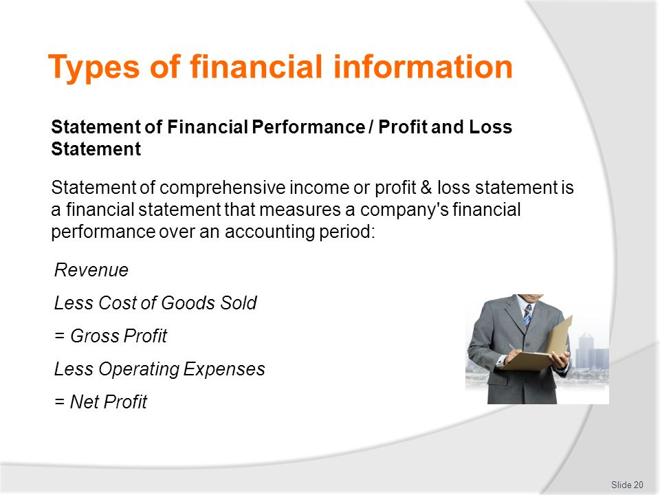 Interpret Financial Statements And Reports - Ppt Download