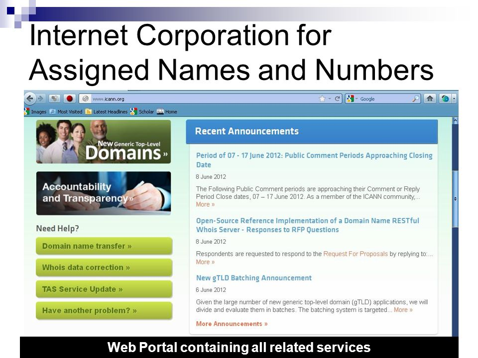 internet corporation for assigned names and number 22092017 news about the internet corp for assigned names  plans to expand the number of top-level internet domains beyond  and the internet corporation for.