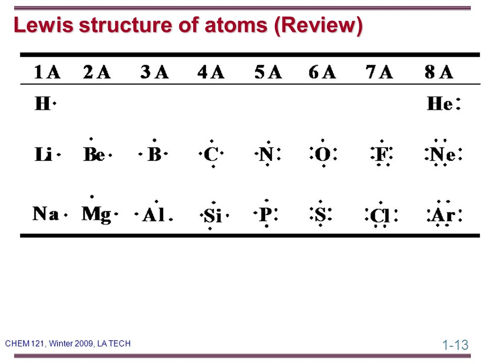 lewis structure review Lewis structure review drawing lewis structures that minimize formal charges (only atoms in period 3 and later can expand their octets.