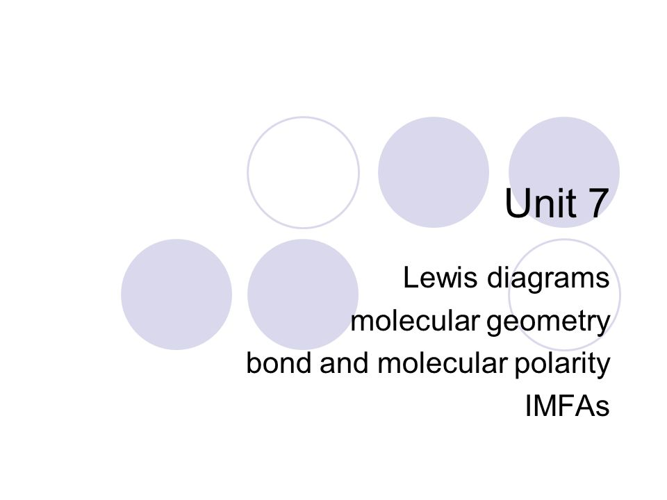 lewis diagrams molecular geometry bond and molecular polarity imfaslewis diagrams molecular geometry bond and molecular polarity imfas