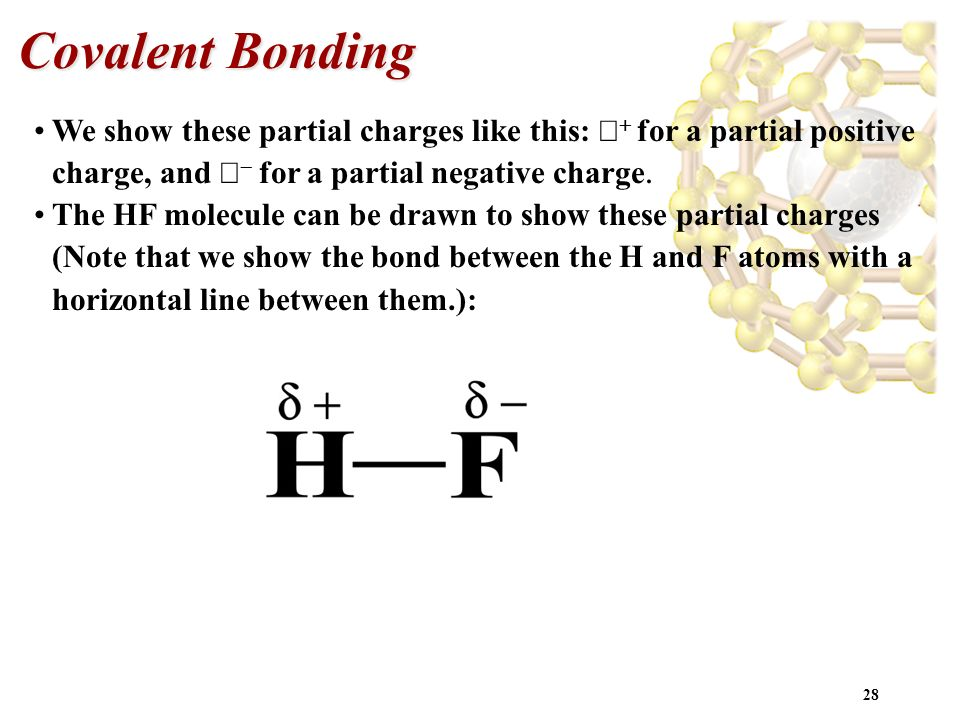 how to know covalent bond
