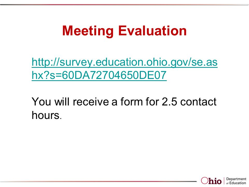 Meeting Evaluation Form Sales Meeting Evaluation Form Sample