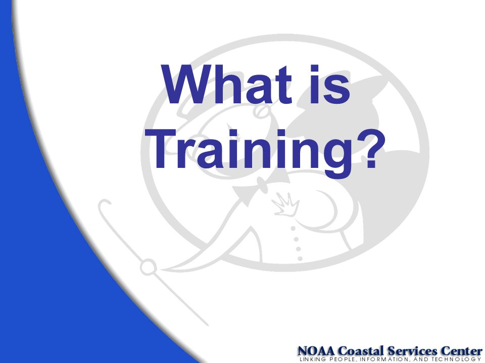 What is Training