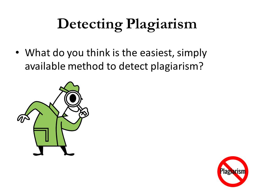 does writecheck detect plagiarism Many free plagiarism checker services steal and resell papers to other students writecheck does not store, share or resell students' papers-ever read reviews.