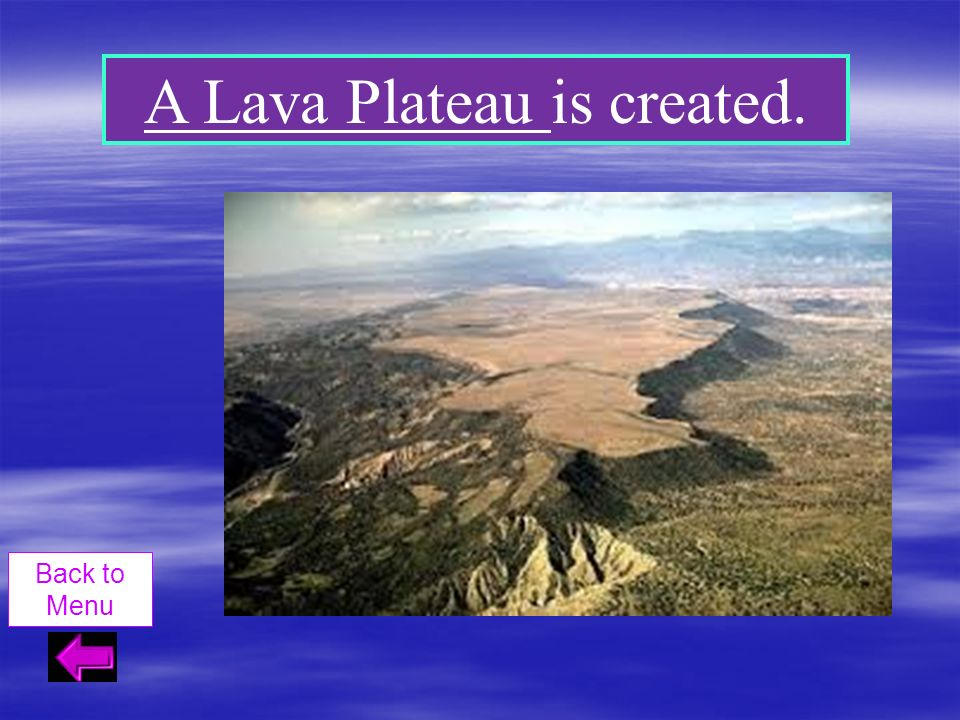 how to make a lava plateau
