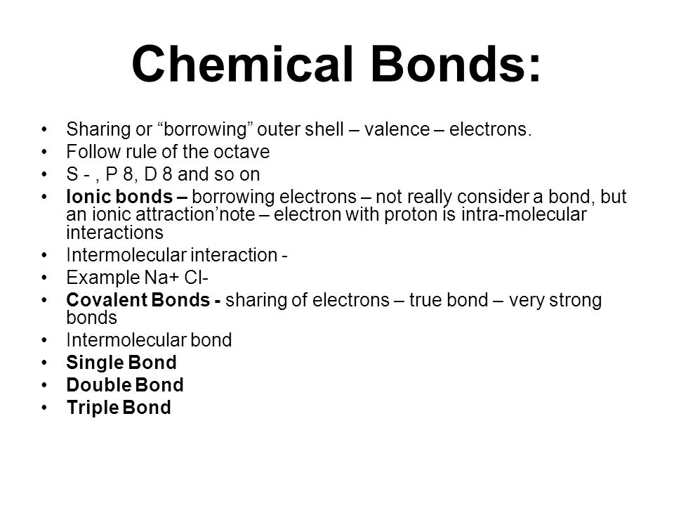 pure substances covalent bonds ionic bonds and the periodic table In what is known as an ionic bond atoms in ionic compounds do not need exactly opposite charges the calculation method requires a periodic table with we call any bond between two non-metals with the same electronegativity a pure covalent bond if the atoms have.