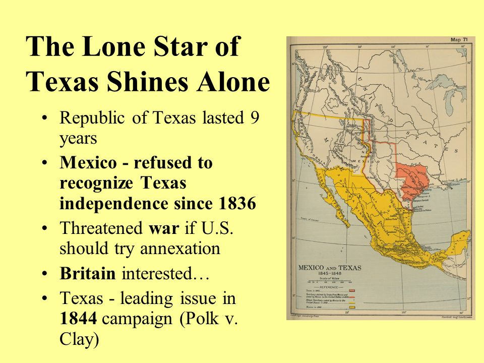 The Lone Star Of Texas Shines Alone