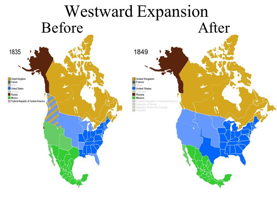 Westward Expansion Ppt Download