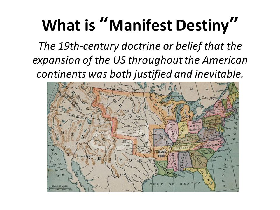"""What is """"Manifest Destiny"""" Manifest Destiny Map on gadsden purchase, wilmot proviso, destiny old russia map, compromise of 1850, the alamo map, indian removal act map, mexican cession map, united states map, destiny usa map, santa fe trail map, mexican cession, monroe doctrine, lewis and clark map, good neighbor policy map, gadsden purchase map, missouri compromise, gettysburg address, kansas-nebraska act, kansas-nebraska act map, treaty of guadalupe hidalgo map, mississippi river map, compromise of 1850 map, knights of the golden circle map, indian removal act, jim crow laws, trail of tears, texas annexation, gold rush map, lewis and clark expedition, trail of tears map, texas annexation map, louisiana purchase map, industrialization map, open door policy, treaty of guadalupe hidalgo, war of 1812,"""