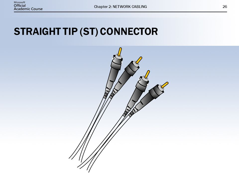 Network cabling chapter ppt video online download