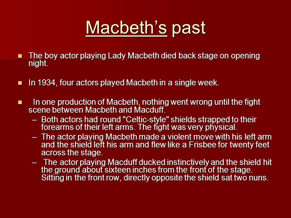 macduff antithesis of macbeth Act 3: macbeth becomes king banquo is murdered and fleance escapes macduff joins malcolm in england falling action, the main conflict between the protagonist (the central character – macbeth) and the antagonist (his opposite – macduff) is established act 4: macbeth returns to the witches macduff's family is.