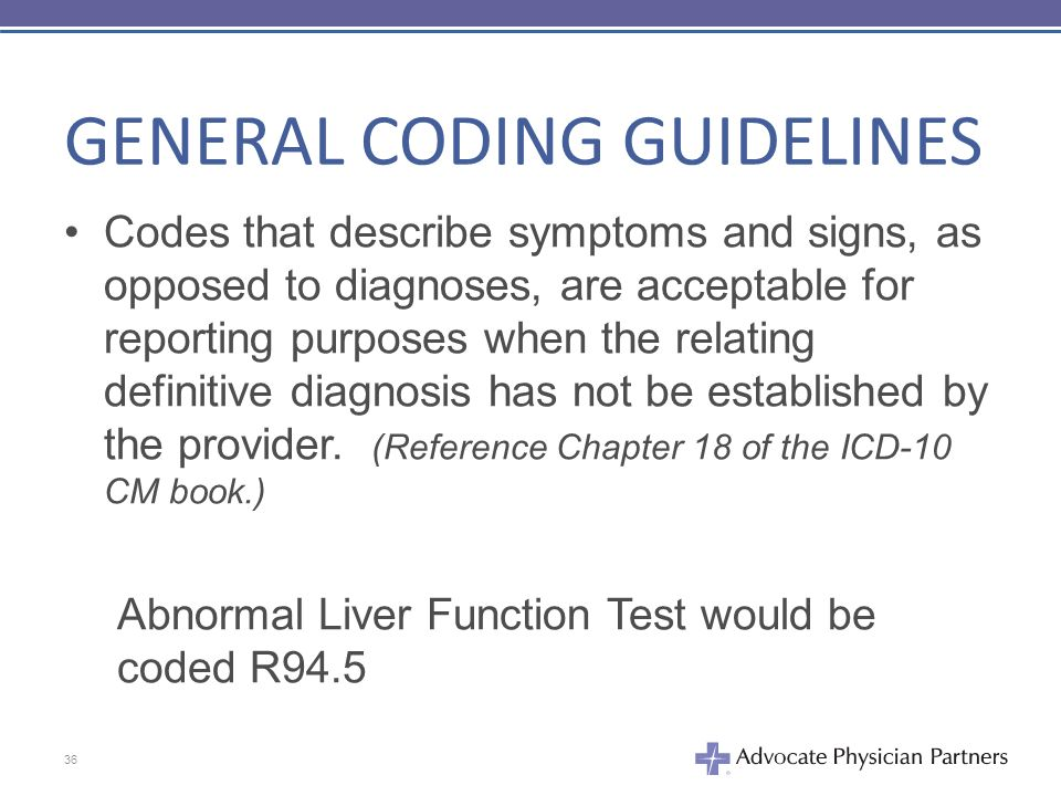 ++ abnormal liver function test icd 10