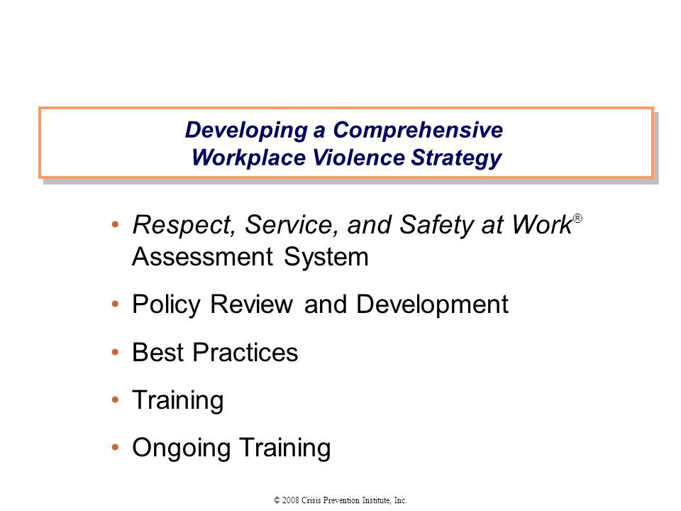 Top Result 61 New Workplace Violence and Harassment Risk assessment