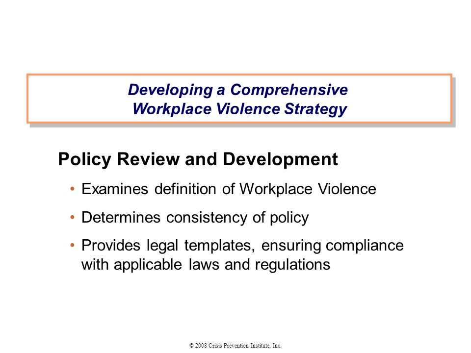 an examination of workplace violence Albuquerque, nm workplace violence prevention and management of aggressive behavior contributor sharon edwards, rn, msn, cs clinical nurse specialist.