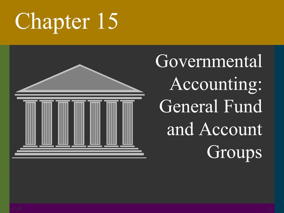 governmental accounting This 2016 cpe update course familiarizes you with fundamental state and local governmental concepts relevant to governmental accounting and reporting.
