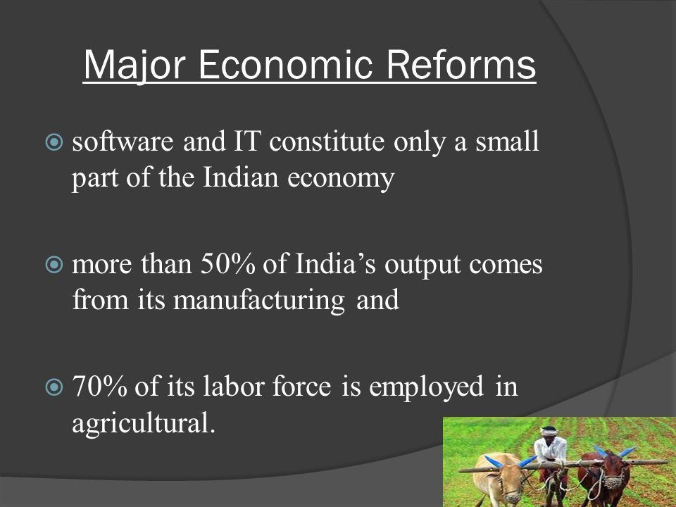 how should india reform its labour How 'labour reforms' are implemented: the story of otis elevators in july 1991,  the indian government began to implement its 'new economic policy', largely.