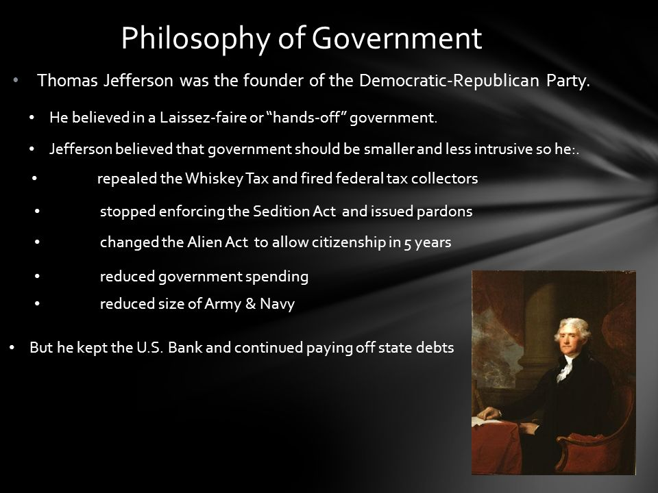should the government of the united states be republican Back in the united states the culture war was to understand what makes people vote republican believe charity should be public (through government.
