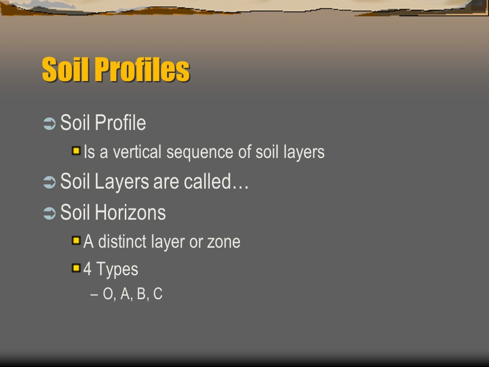Weathering ppt download for What is rich soil called
