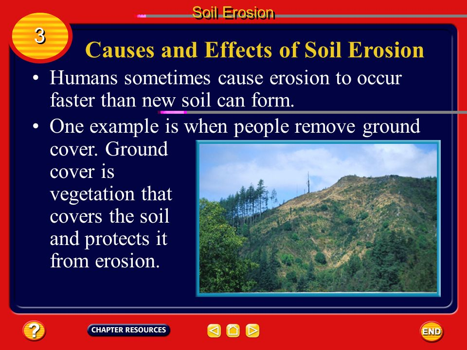 erosion essay In this lesson, we'll define erosion and discuss the causes of erosion such as wind, water, glaciers, and people furthermore, we'll discuss how.