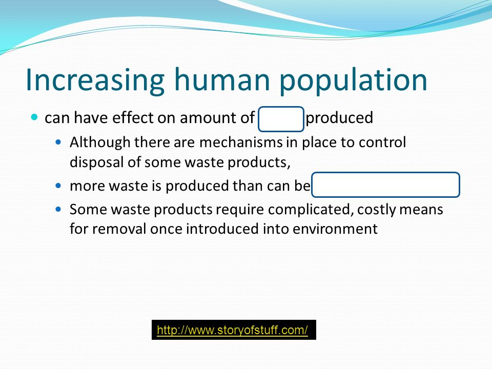 effect of human population on the Population growth can be defined as an increase or decrease in the population size of living species including human beings human populations.
