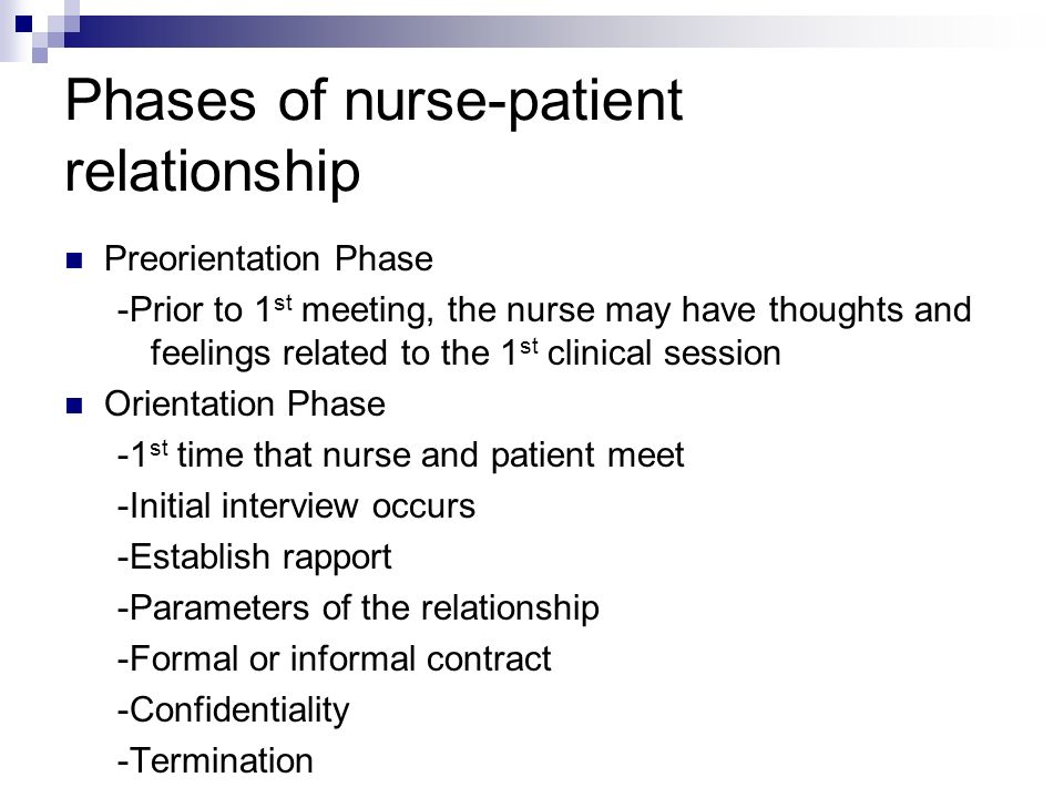 blurring the boundaries technology and nurse patient relationship