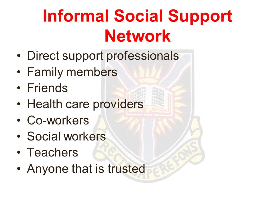 developing social support for mental health patients Peer support connects and helps  mental health issues  peer supporters are an integral part of helping patients to cope with social or emotional.