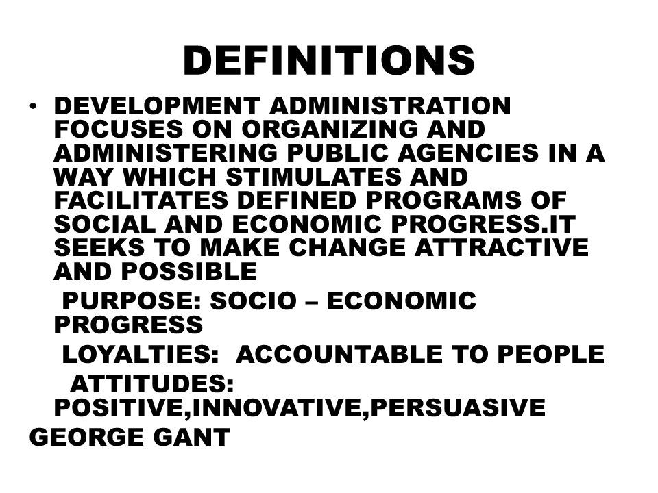 Comparative public administration mpa ppt video online download 6 definitions development administration malvernweather Choice Image