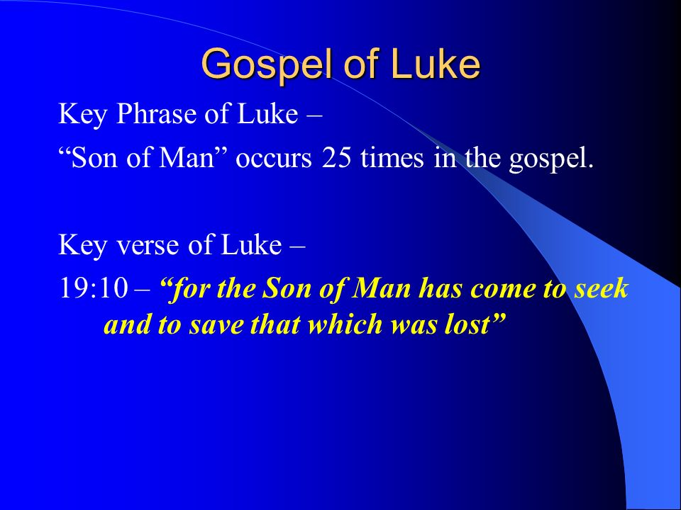dating gospel of luke Anti-judaism in the gospel of luke in my previous post i argued that in the narrative of luke's gospel, jesus has to die for a rather specific reason.