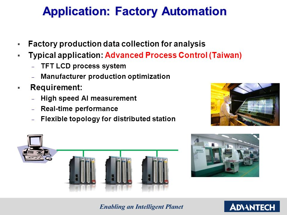 Application Factory Automation Pac Control System Introduction Ppt Video Online Download