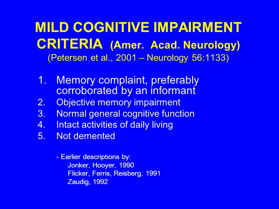 cognitive impairments If a child with cerebral palsy has a cognitive impairment, they require interventions and supports learn more about cognition and learning.