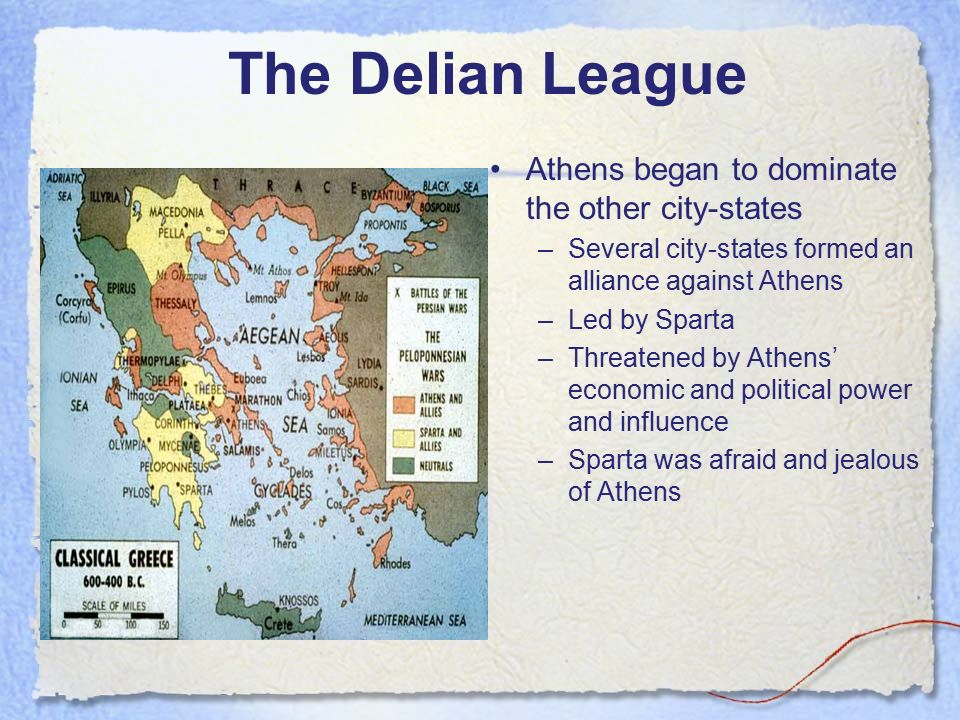 an analysis of the formation of the delian league The delian league was originally formed in 478 bc as why was the delian league formed could the ancient greek city states have united to form a.