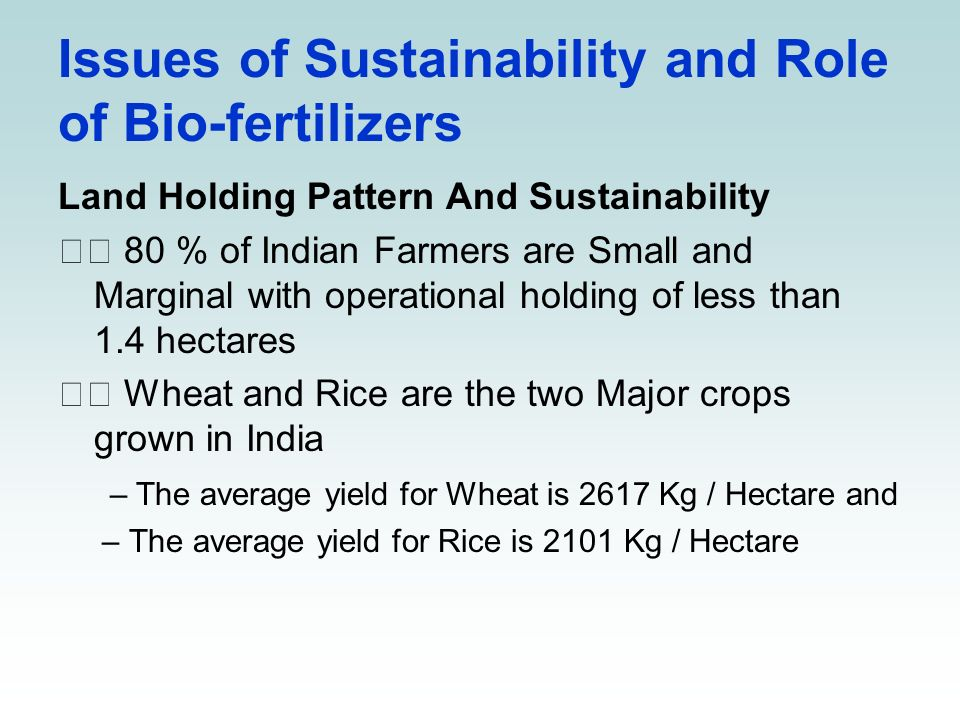 pattern of fertilizer consumption in india Pattern of fertilizer consumption in india essay chapter - i introduction and design of the study 11 introduction india with a population of more than one billion people is the seventh largest nation in the world with a geographical area of 3287 million ha.